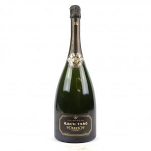 Krug Brut 1989 Vintage Champagne 150cl