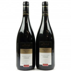 Babich Winemakers Reserve Syrah 2014 Hawkes Bay 2x75cl