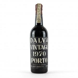 Dalva 1970 Vintage Port