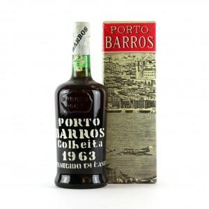 Barros 1963 Colheita Port