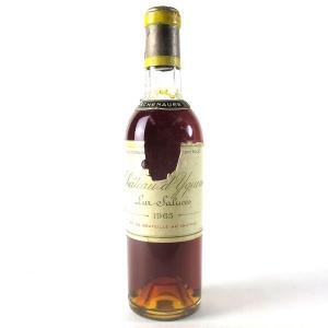 Ch. d'Yquem 1965 Sauternes 1er-Cru-Superior 37.5cl