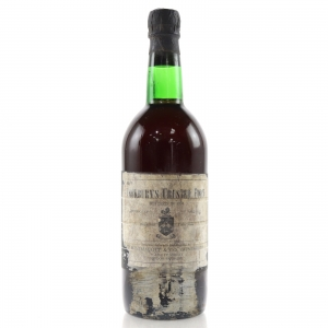 Cockburn's Crusted Port / Bottled 1974