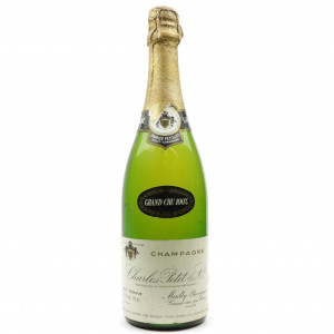 Charles Petit Brut Reserve NV Champagne Grand-Cru