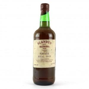 Blandy's Bual 1959 Madeira