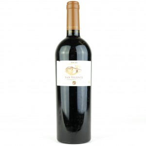 San Vicente Tempranillo 2001 Rioja