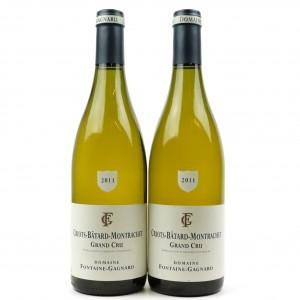 Dom. Fontaine-Gagnard 2011 Criots-Batard-Montrachet Grand-Cru 2x75cl