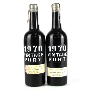 Gonzalez Byass 1970 Vintage Port 2x75cl