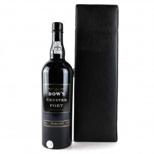 Dow's Crusted Port / Bottled 2002 / With Giftset