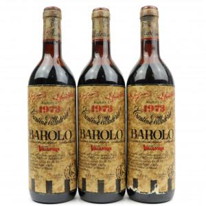 Villadoria 1973 Barolo Riserva 3x75cl