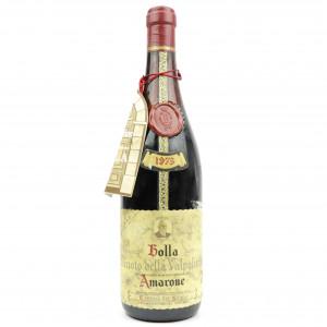 Bolla Recioto Della Valpolicella 1975 Verona