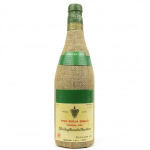 F.A.Martinez Siglo 1959 Rioja