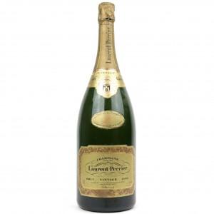 Laurent-Perrier Brut 1990 Vintage Champagne 150cl