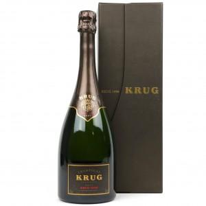 Krug 1996 Vintage Champagne