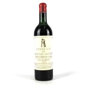 Ch. Latour 1956 Pauillac 1er-Cru