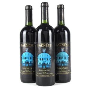 Farnese Sangiovese 1999 Abruzzo 3x75cl