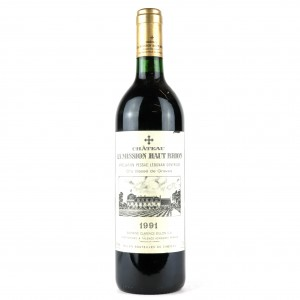 Ch. La Mission Haut Brion 1991 Graves Grand-Cru