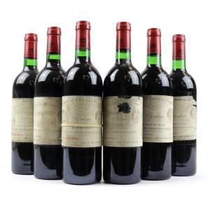 Ch. Cheval Blanc 1974 St-Emilion 1er-Grand Cru 6x75cl
