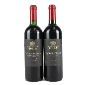 Bolla 1993 Valpolicella 2x75cl
