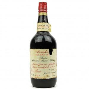 Berisford Solera 1914 Amoroso Cream Sherry