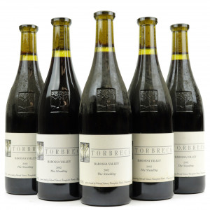 Torbreck The Steading 2002 Barossa 5x75cl