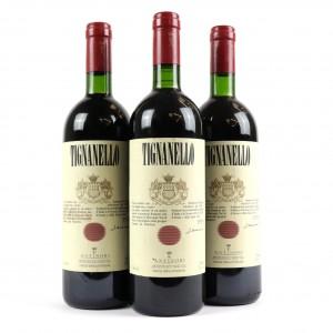 Antinori Tignanello 1993 Tuscany 3x75cl