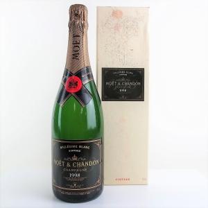 Moet & Chandon 1998 Vintage Champagne