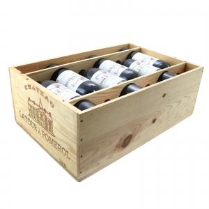 Ch. Latour-a-Pomerol 2001 Pomerol 12x75cl / Original Wooden Case