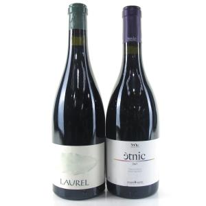 Laurel 2012 Priorat & Etnic Samso-Garnacha 2007 Montsant 2x75cl
