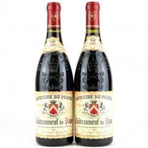 Dom. Du Pegau Cuvée Réservée 1999 Chateauneuf-Du-Pape 2x75cl