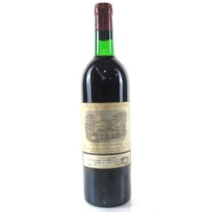 Ch. Lafite-Rothschild 1974 Pauillac 1er-Cru
