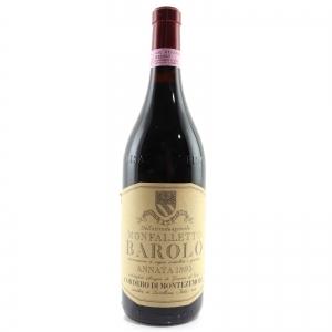 Monfalletto 1993 Barolo