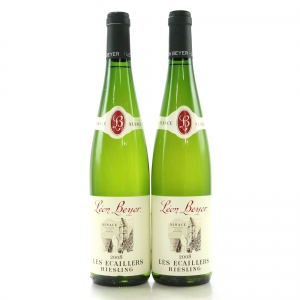 L.Beyer Les Ecaillers Riesling 2008 Alsace 2x75cl