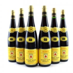Hugel Pinot Noir 2009 Alsace 6x75cl