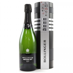 Bollinger 2002 Vintage Champagne / James Bond 007 Limited Edition