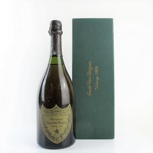 Dom Perignon Brut Vintage 1975 Champagne