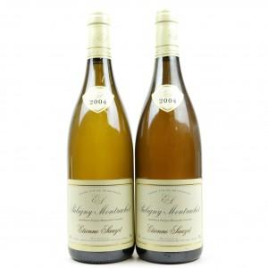 E.Sauzet 2004 Puligny-Montrachet 2x75cl