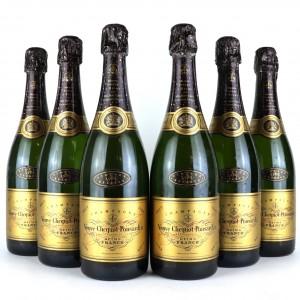 Veuve Clicquot Ponsardin 1988 Vintage Champagne 6x75cl