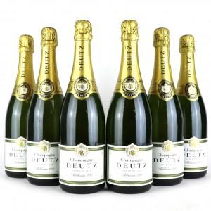 Deutz 1990 Vintage Champagne 6x75cl