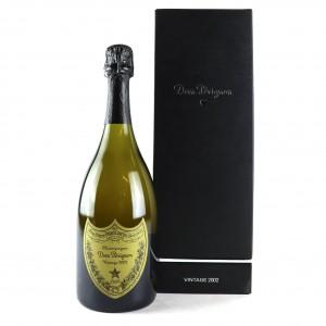 Dom Perignon 2002 Vintage Champagne