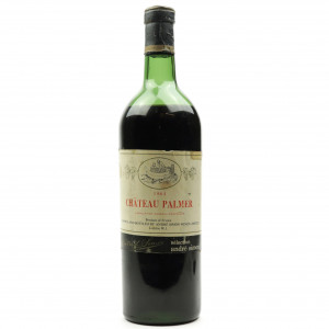 Ch. Palmer 1964 Margaux / Selection Andre Simon