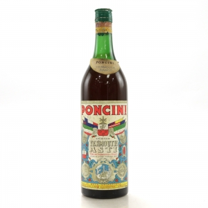 Poncini Bianco Vermouth 1 Litre