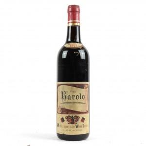 Antiquariato Vini Italici 1967 Barolo