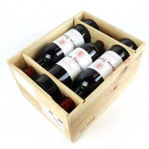 Ch. Bourgneuf 2010 Pomerol 6x75cl / Original Wooden Case