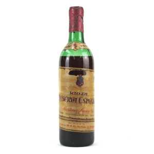 "Martinez Lacuesta ""Reserva Especial"" 1922 Rioja"