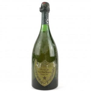 Dom Perignon 1962 Vintage Champagne