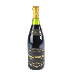 V.Berard 1986 Bourgogne-Passetoutgrains