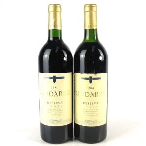 Ondarre 1994 Rioja Reserva 2x75cl