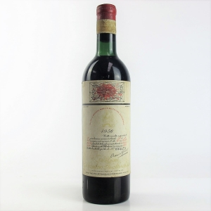 Ch. Mouton-Rothschild 1956 Pauillac 1er-Cru