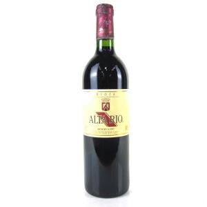 Alta Rio 1997 Rioja Reserva