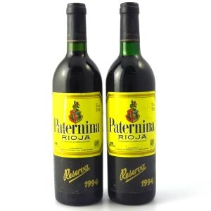 Federico Paternina 1994 Rioja Reserva 2x75cl